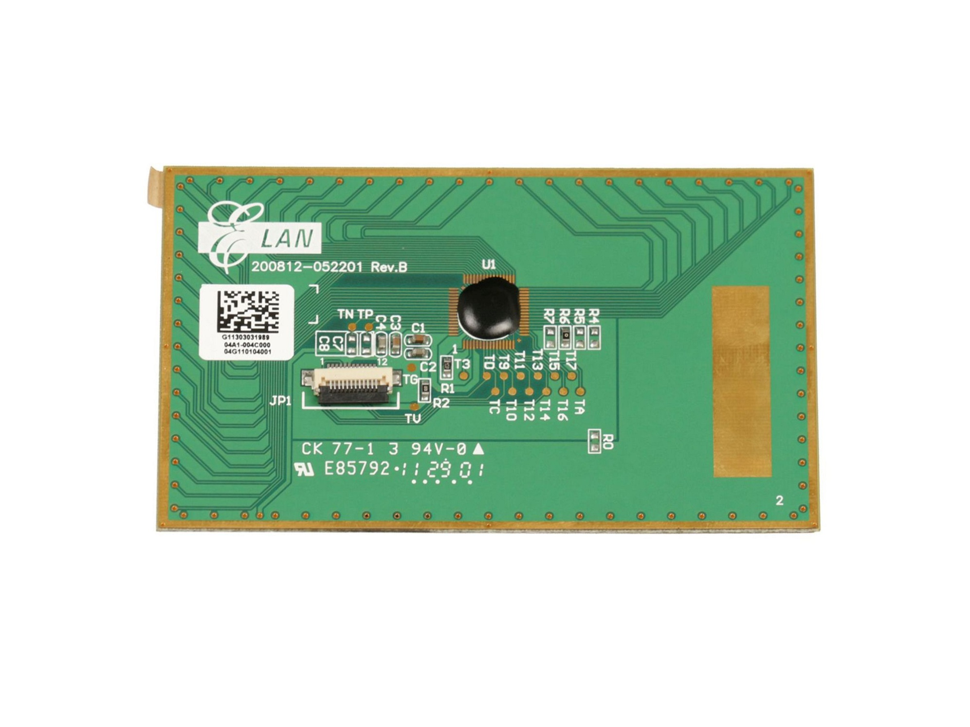 Platine für Asus X5DAD Serie
