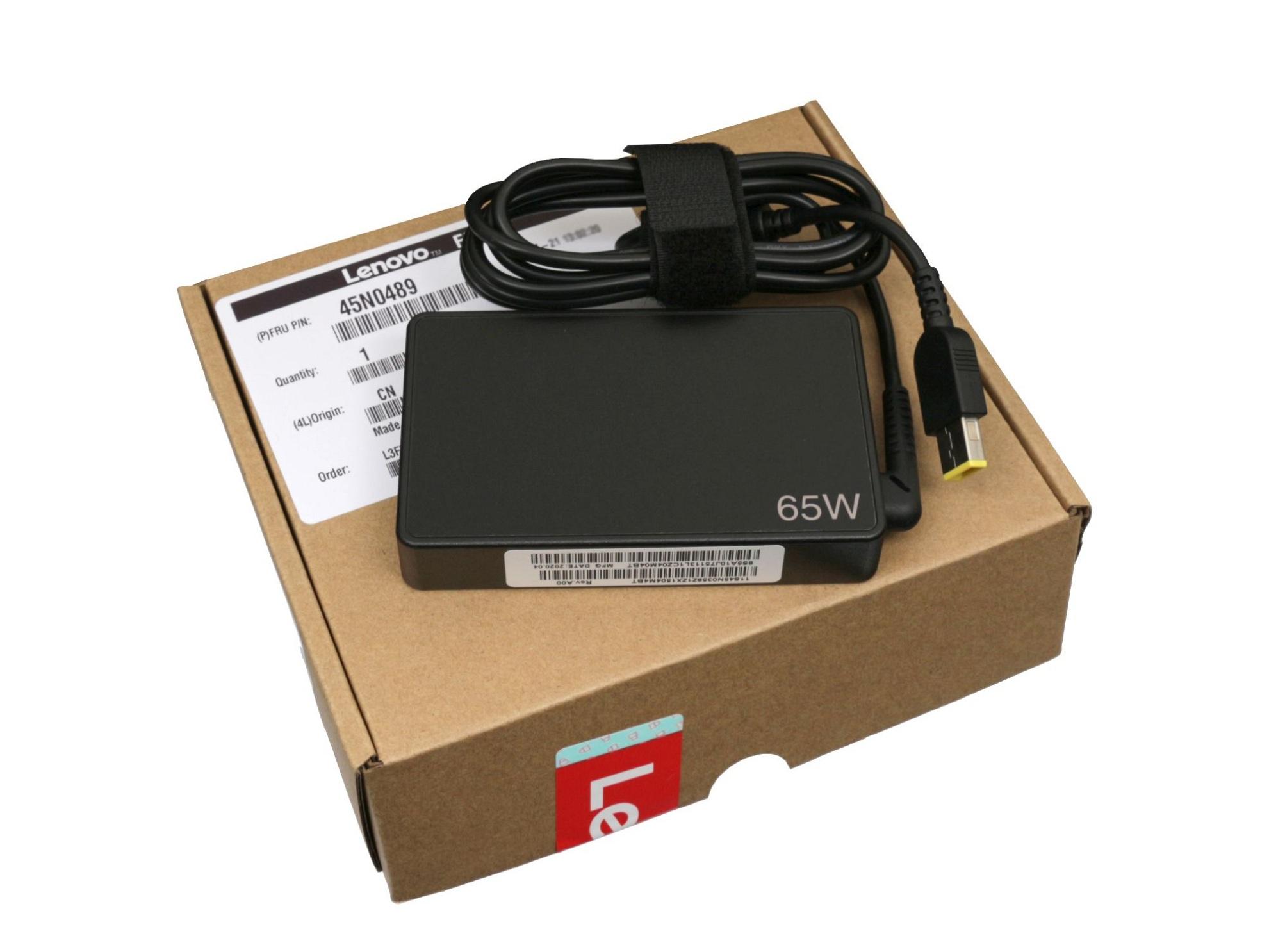 Lenovo 36200351 Netzteil 65W - flache Variante