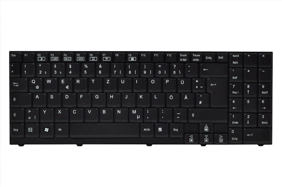 Tastatur, deutsch (GR) - klassisch