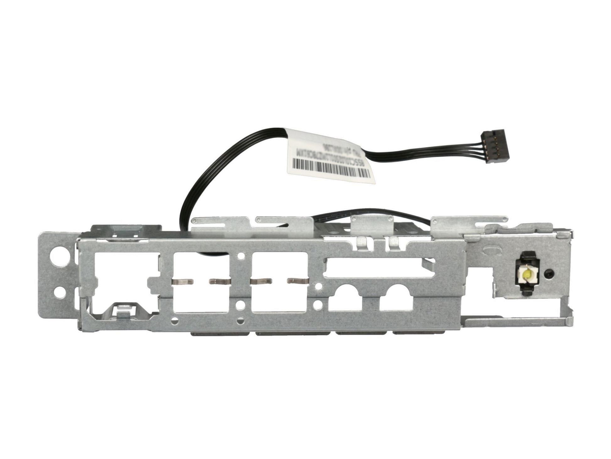 Lenovo 00XL186 Front-Panel Halterung inkl. Power-Button