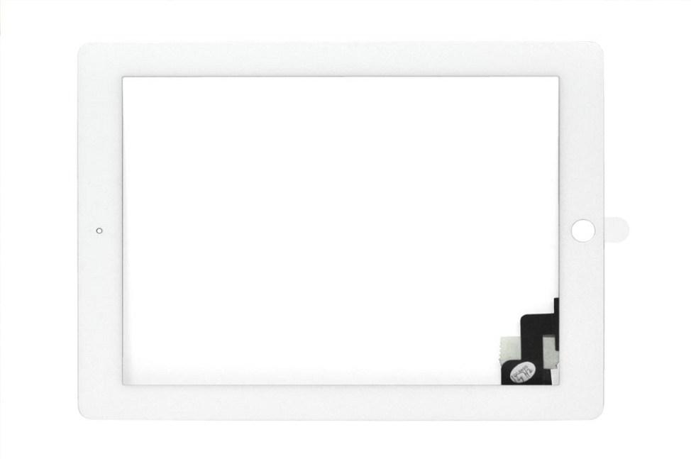 Apple LAPD2W Touchscreen Digitizer für iPad 2 - weiß
