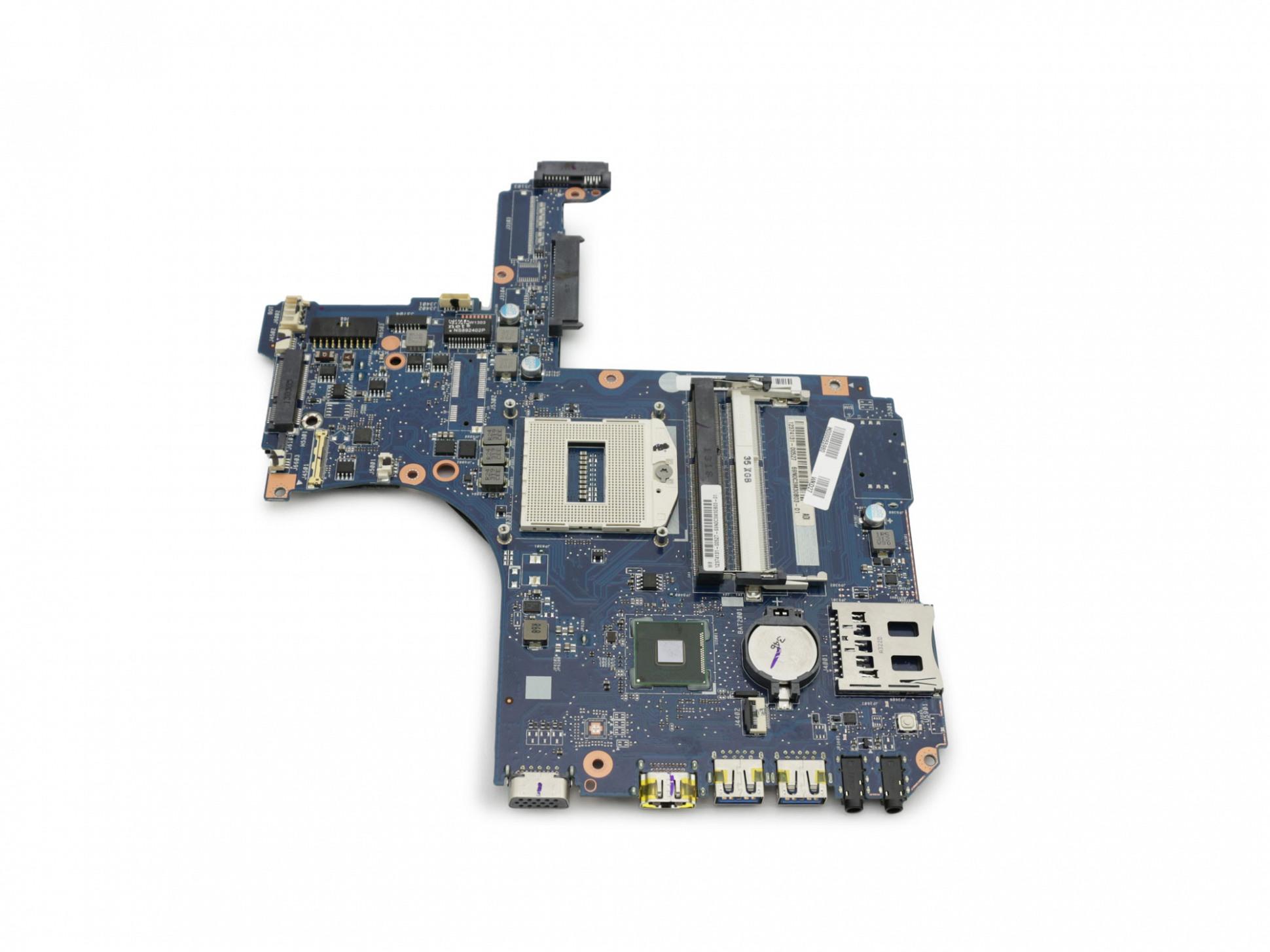 Toshiba 69N0C3M30B03 Mainboard H000055980 (onboard GPU) Original