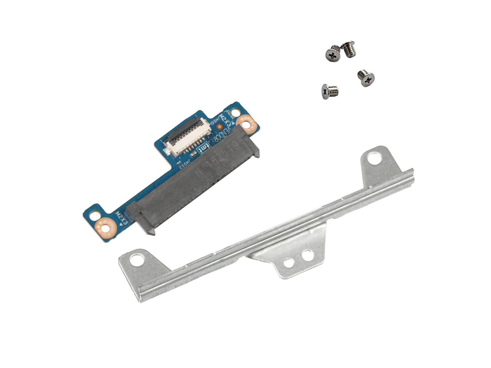 HG15BS HP Festplattenrahmen/Adapter inkl. HDD Schrauben