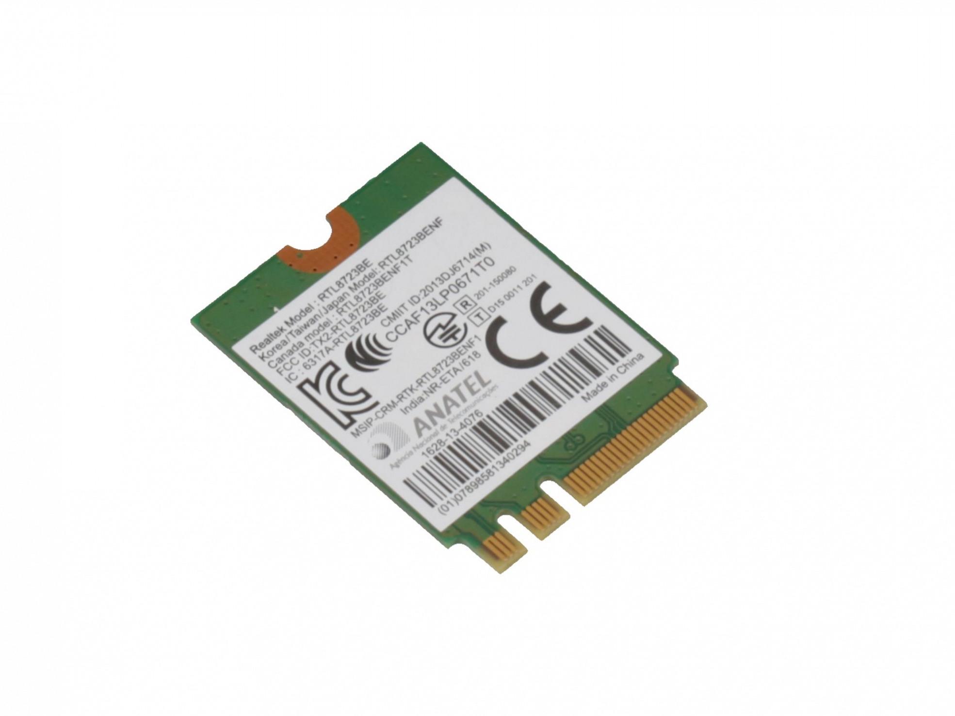 Asus 0C011-00061E00 WLAN/Blutooth Karte WLAN: 802.11B/G/N + Bluetooth 4.0 Original