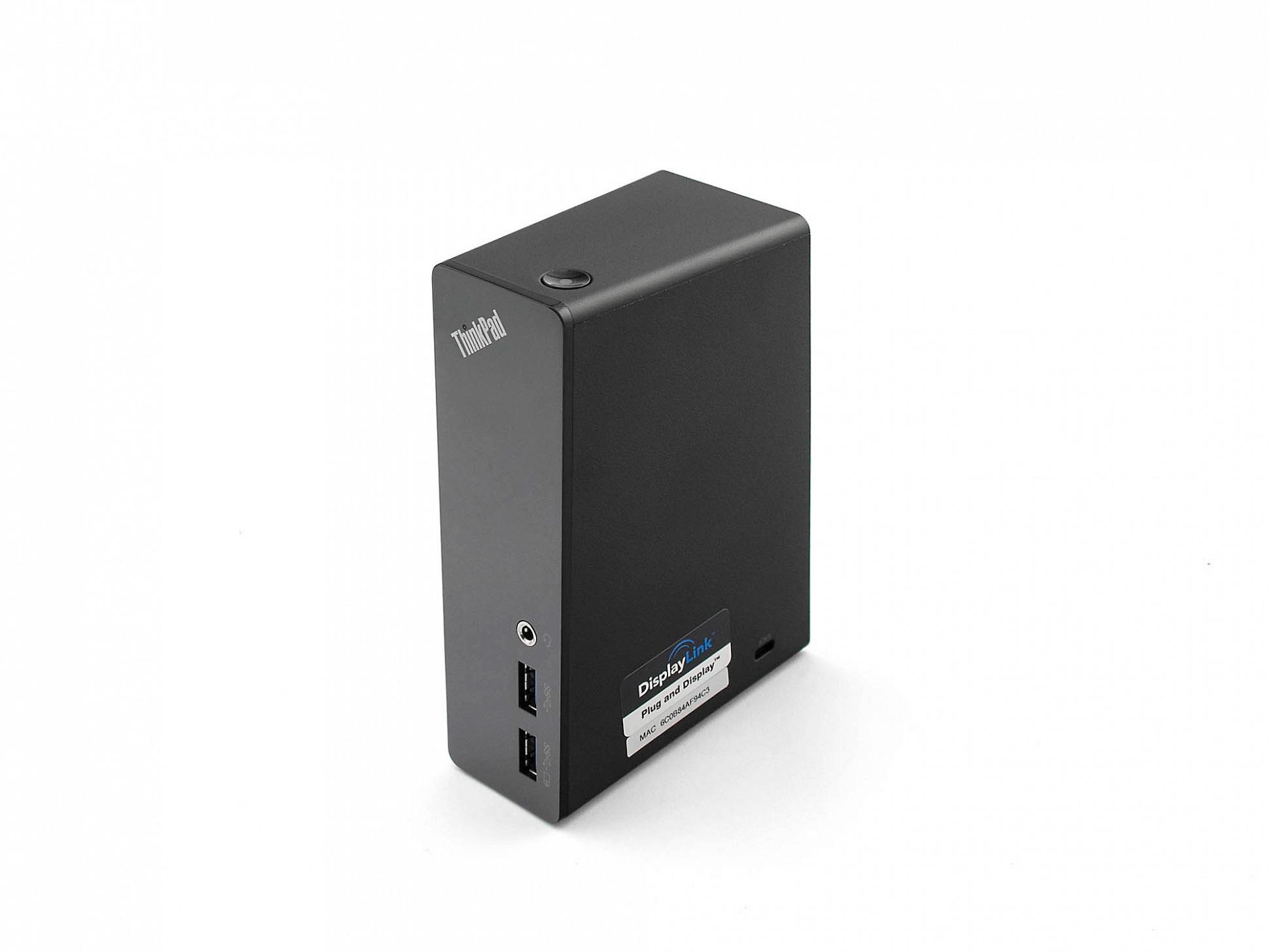 Universal Port Replikator Lenovo Basic Dock für Fujitsu Amilo Li-3910 Reg.No. EF9