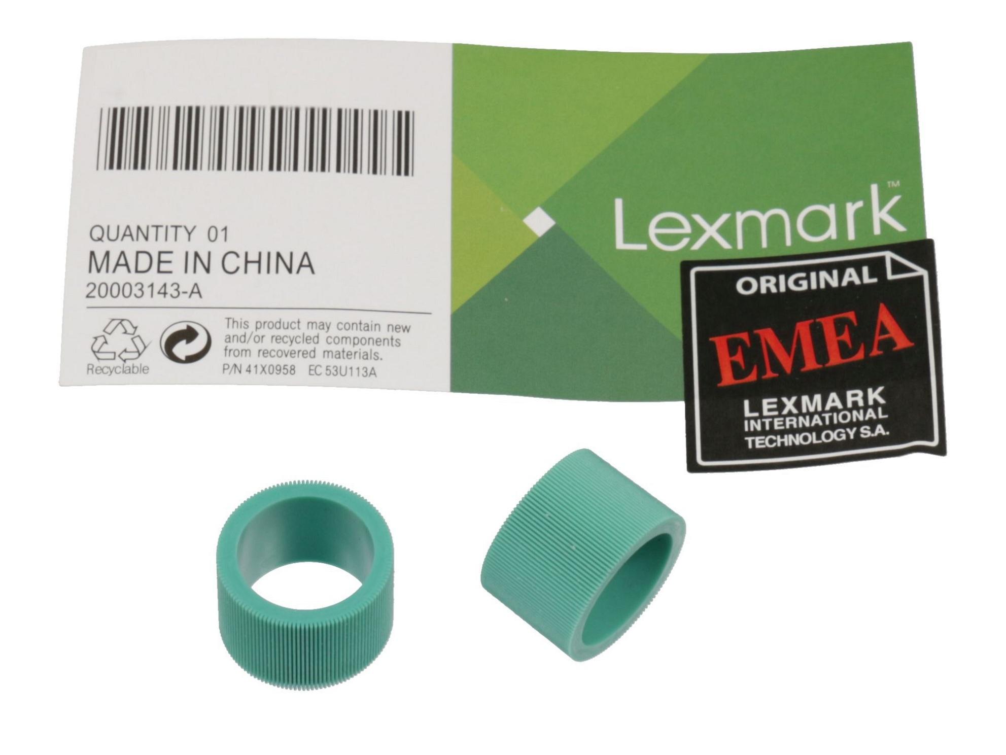 Lexmark 40X8297 Papiereinzugsrollen