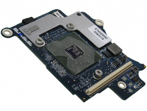 ATI LS-3012P Grafikkarte - ATI Mobility Radeon X1400