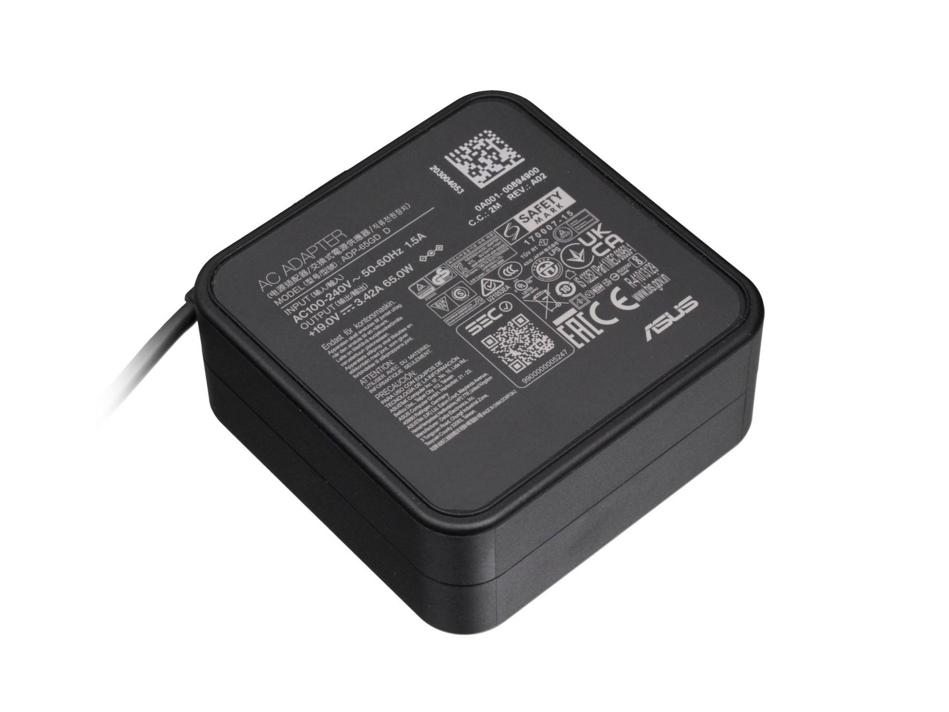 ENERTRONIX EXA0703YH Netzteil 65 Watt rund - Original