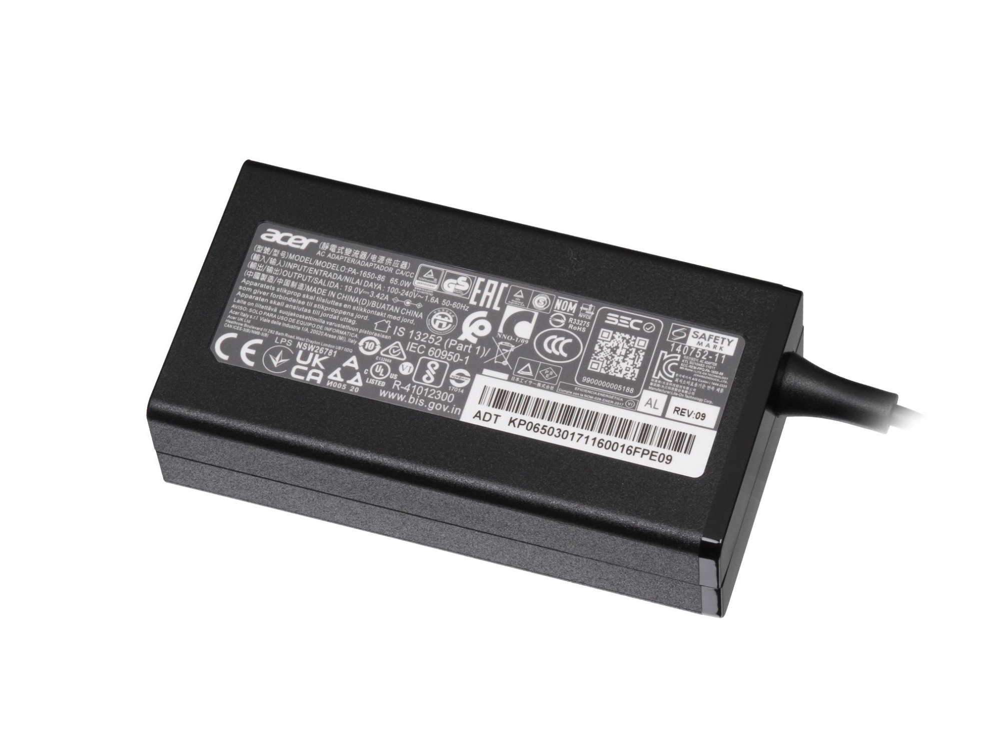 Netzteil Acer Aspire 7250-E454G50Mikk