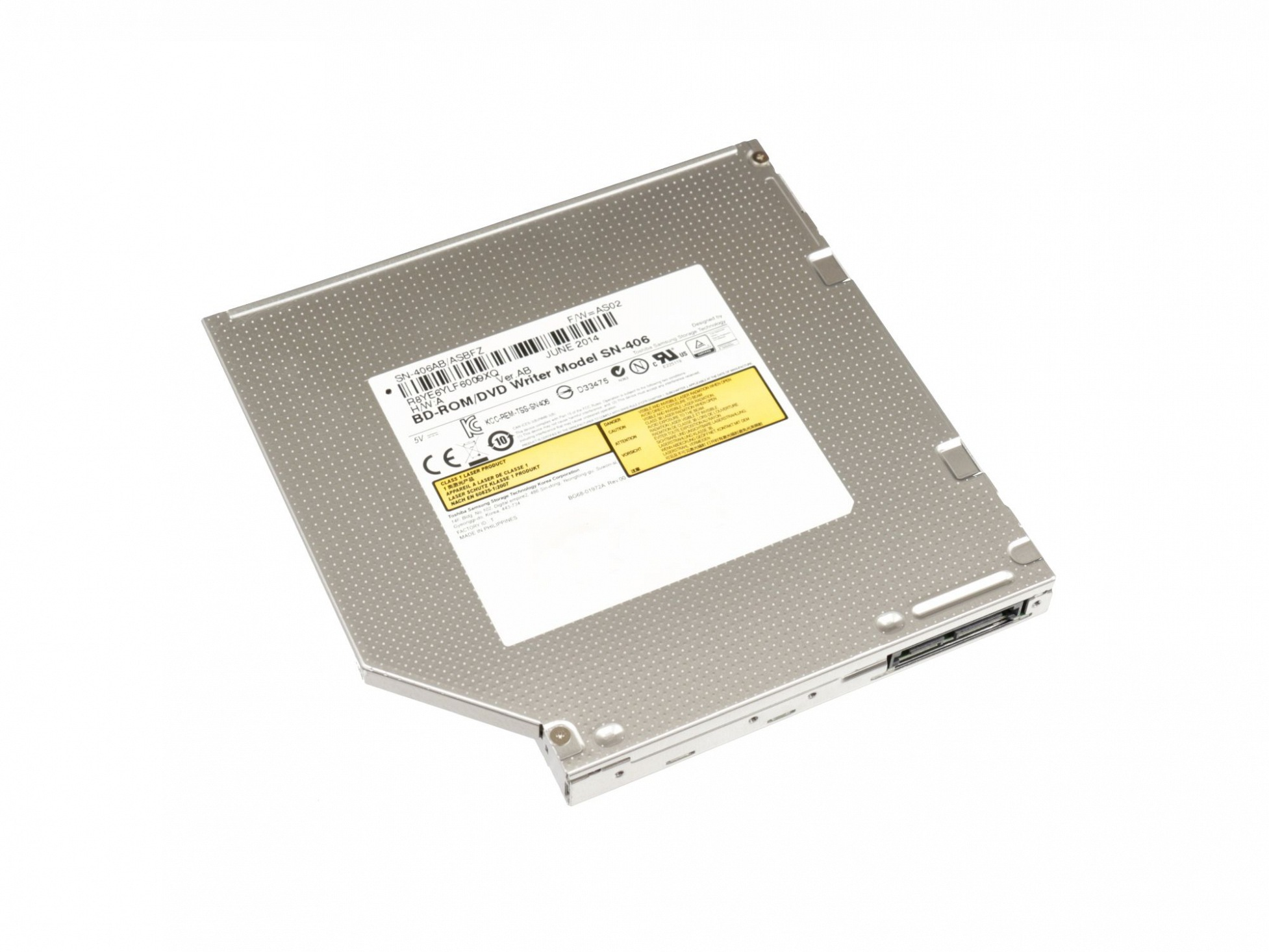 Acer KO.0040F.008 DVD Brenner / Blu-Ray Player