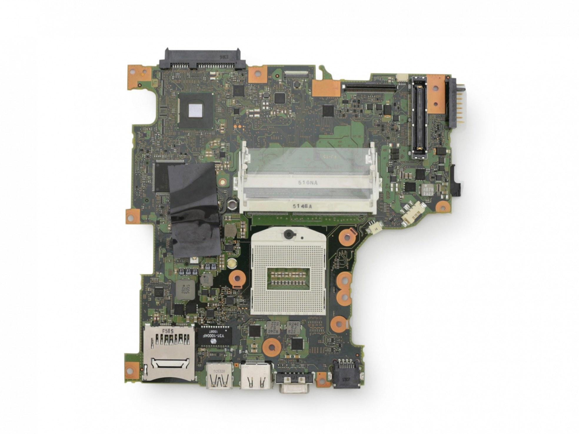 Fujitsu CP642130-Z3 Mainboard FUJ:CP668205-XX (onboard GPU) Original