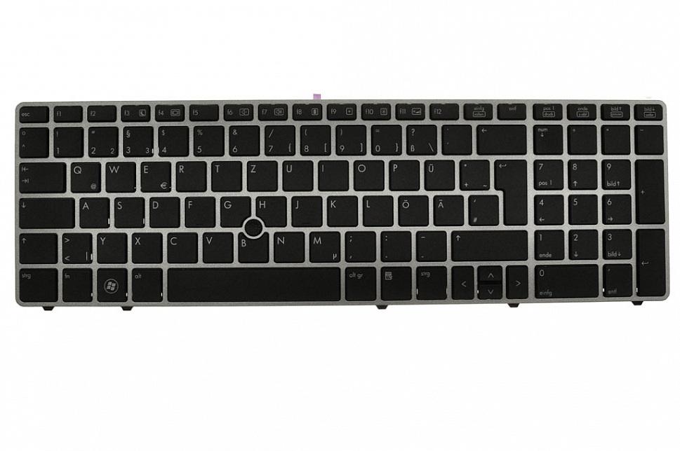 55010T900-289-G Tastatur, deutsch (DE) -silber - mit Maus-stick