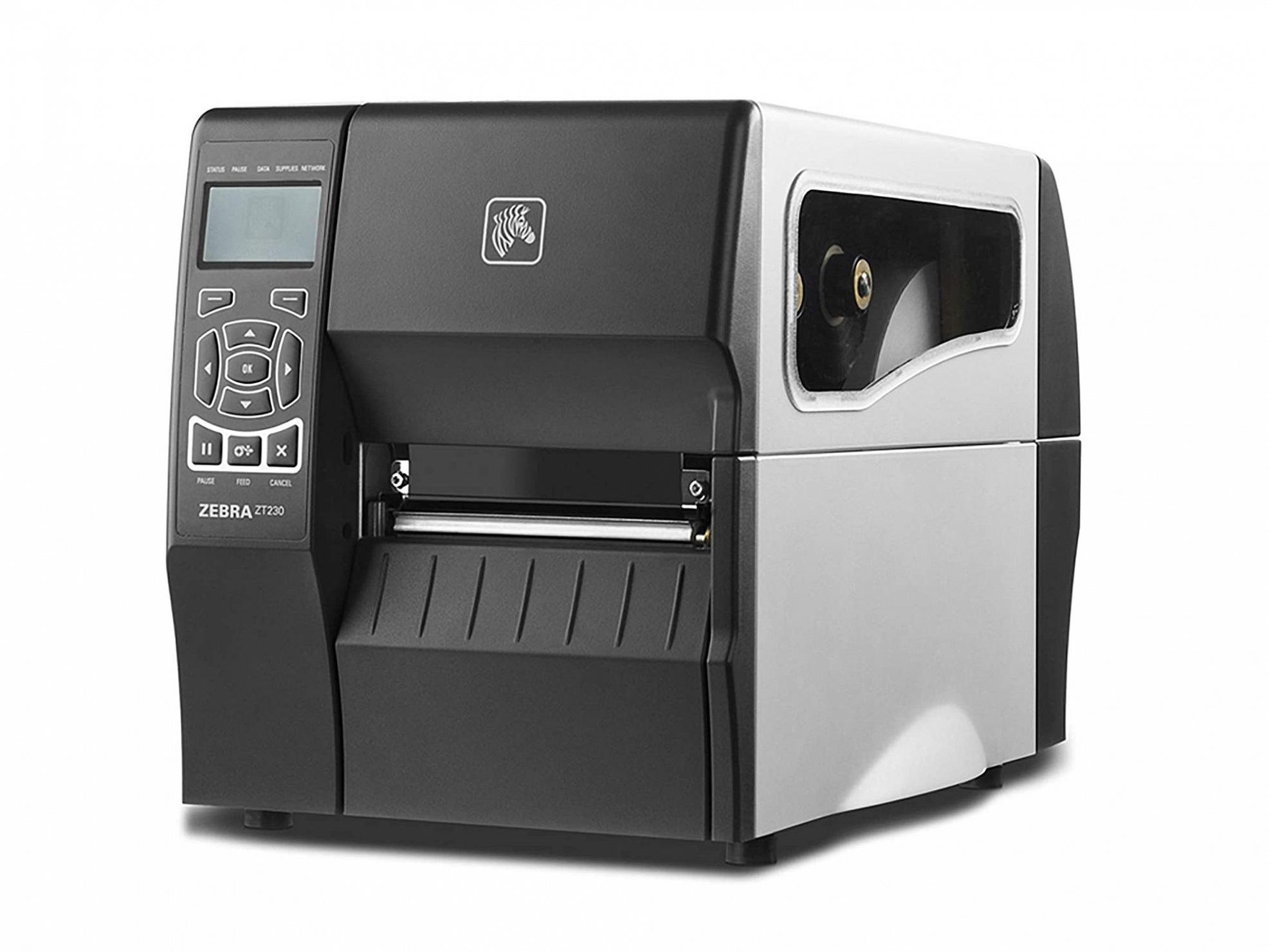 Zebra ZT23042-T0E000FZ Etikettendrucker USB