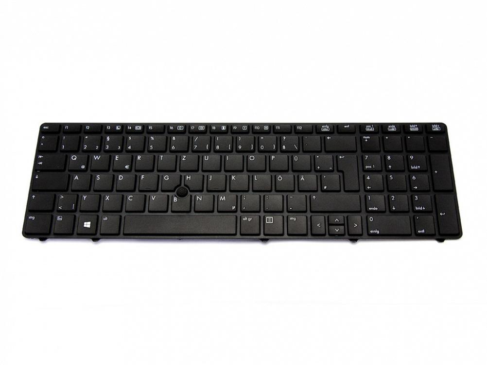 55010T900-289-G Tastatur, deutsch (DE) - schwarz - mit Maus-Stick