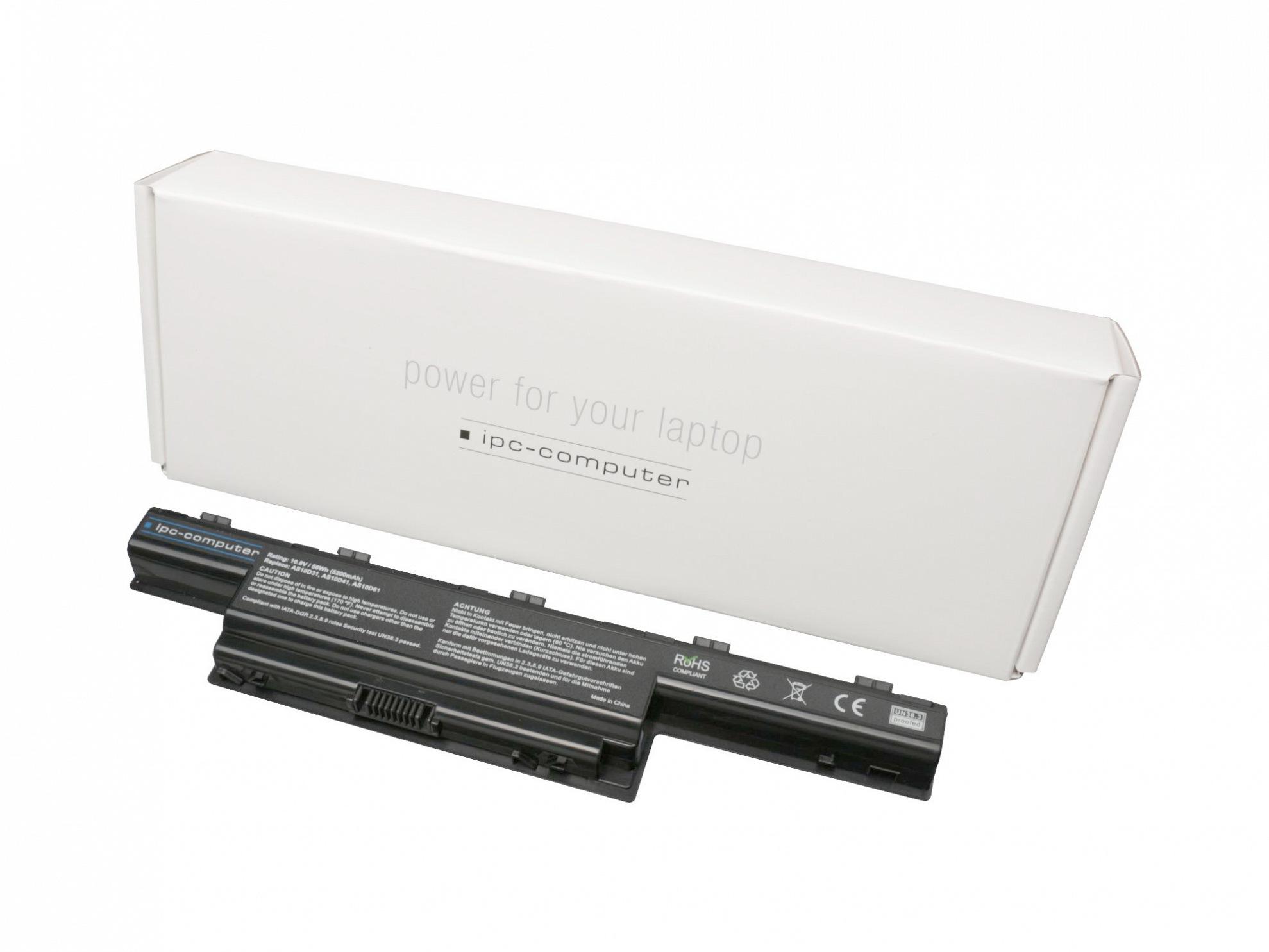 Akku Acer Aspire 7750G-2414G75Mnkk