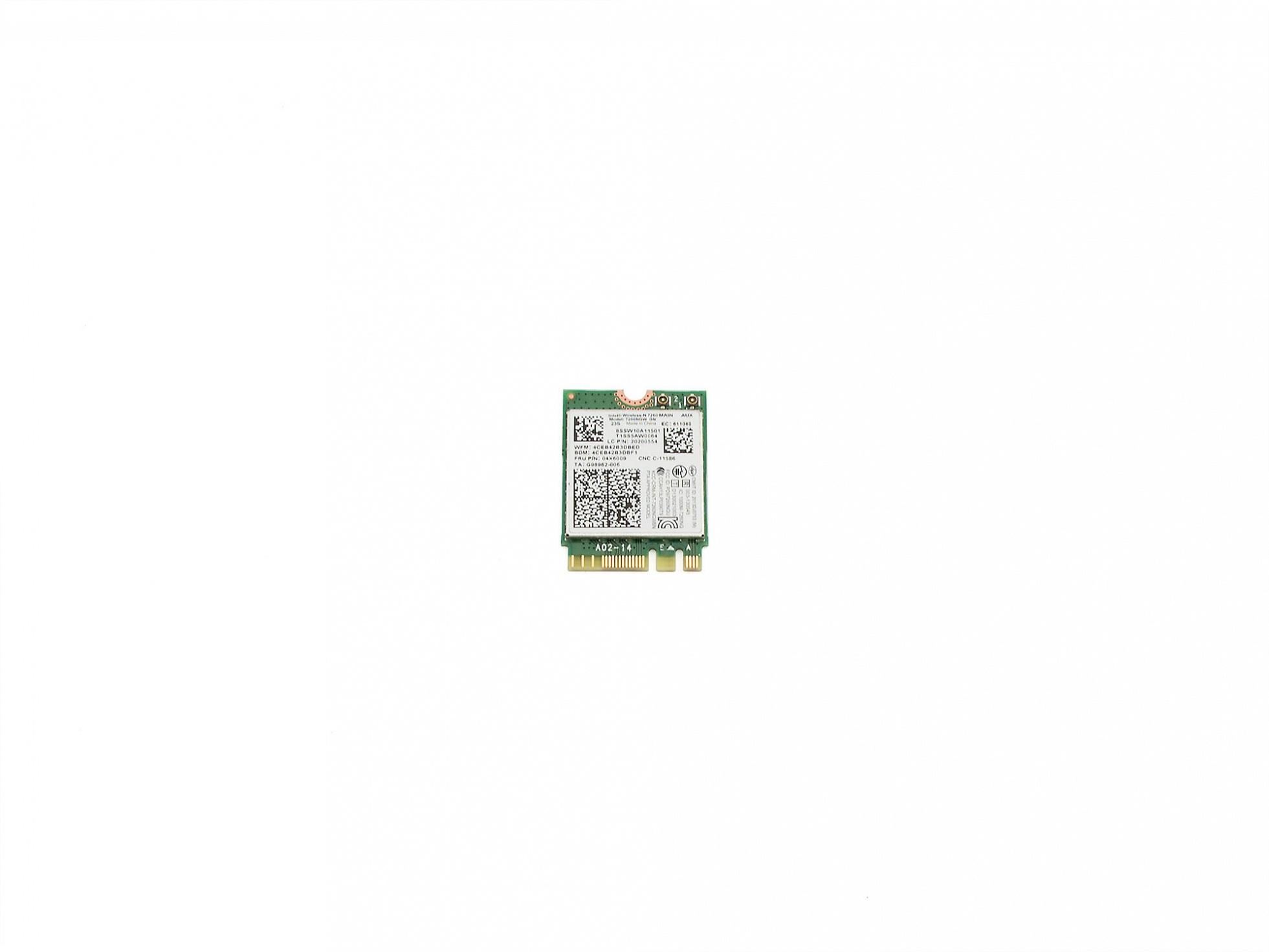 Intel Wireless-N 7260 MAIN für Lenovo ThinkPad W541 Serie
