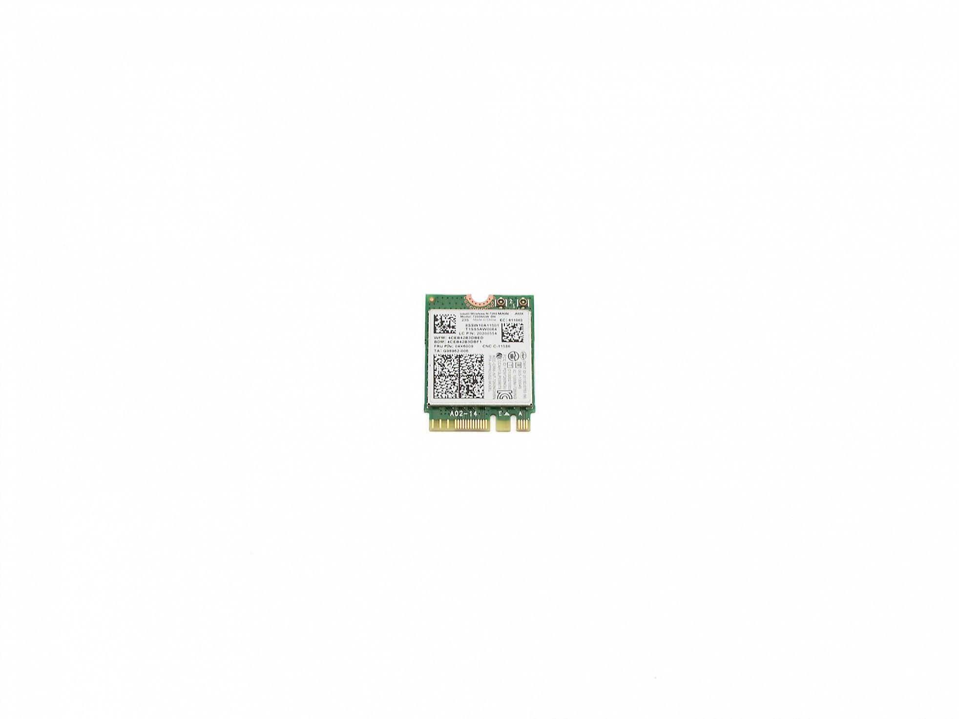 Lenovo 04W3830 Intel Wireless-N 7260 MAIN