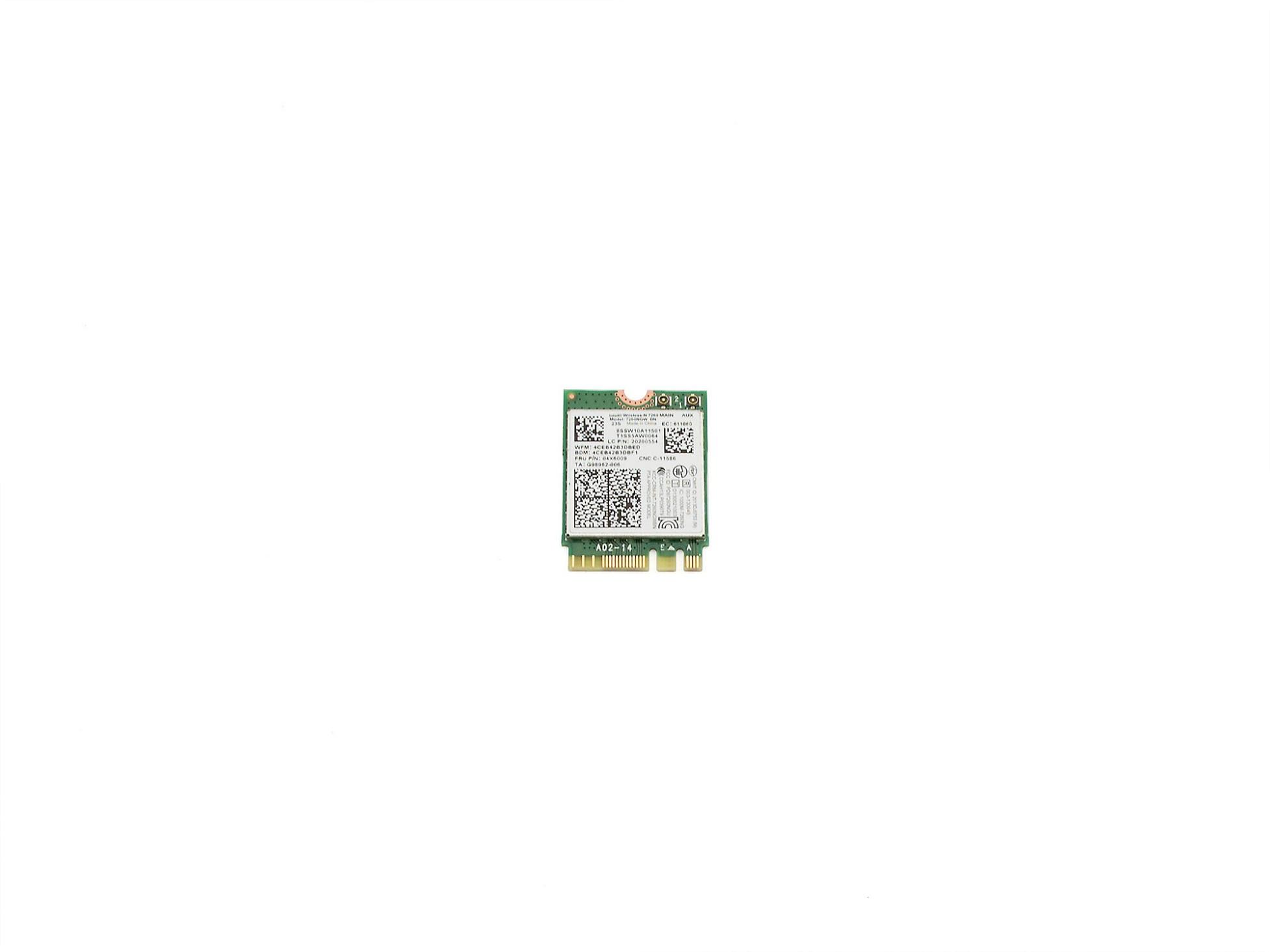 Intel Wireless-N 7260 MAIN für Lenovo Yoga 2 Pro 13 Serie