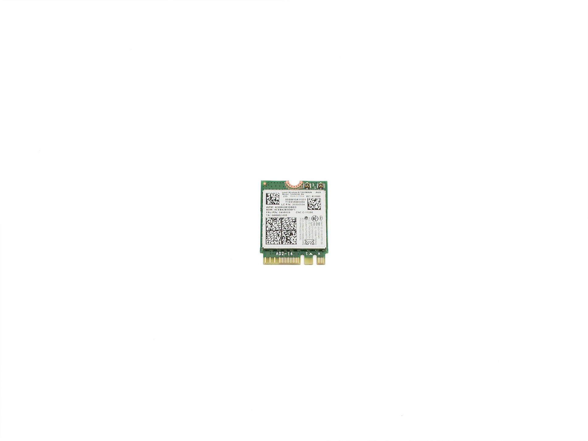 Intel Wireless-N 7260 MAIN für Lenovo ThinkPad X240 (20AL) Serie