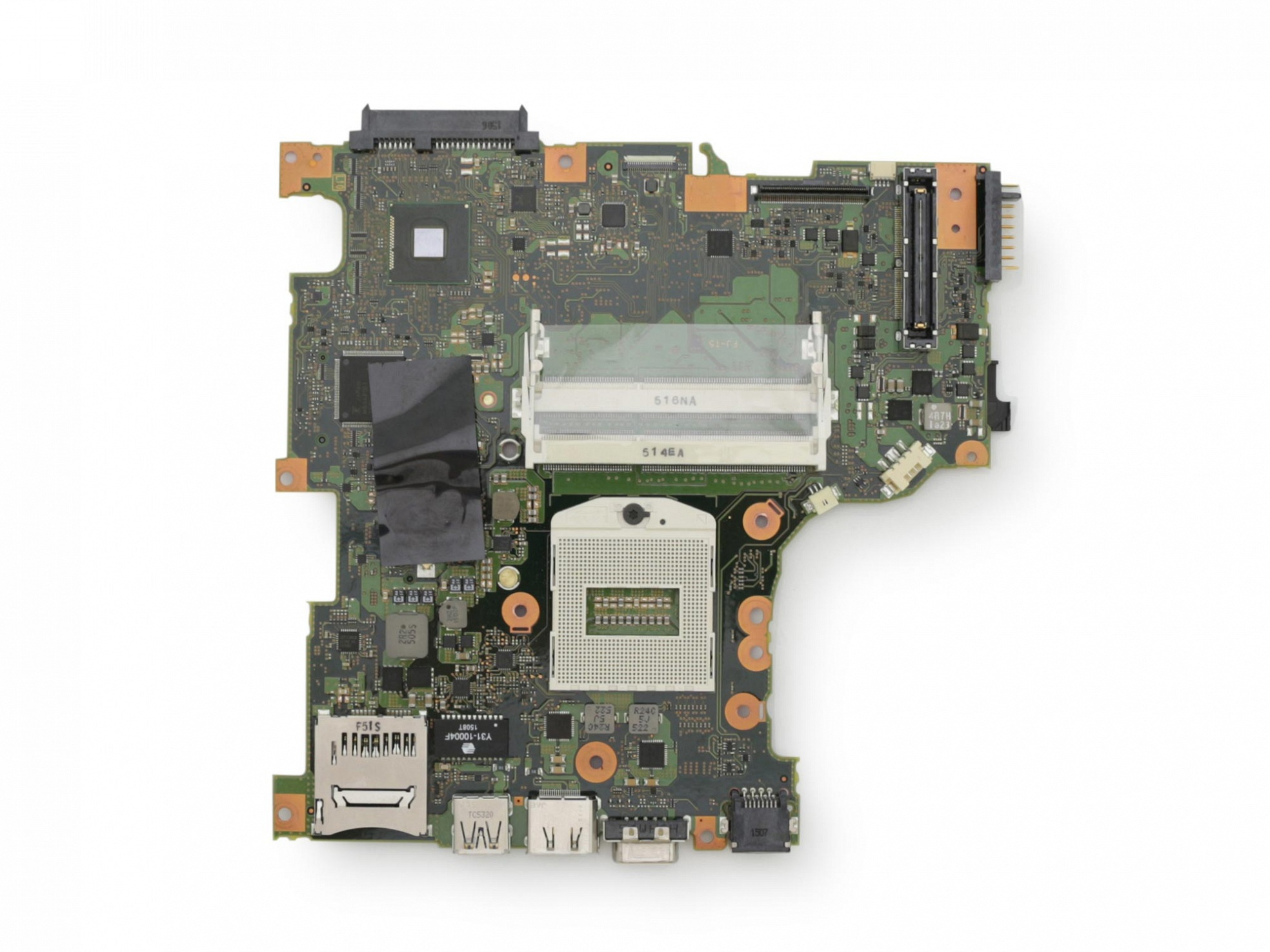 Fujitsu 38039769 Mainboard FUJ:CP668205-XX (onboard GPU) Original
