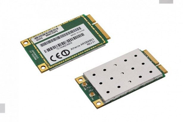 W-LAN PCI Express Card 54 MBIT Atheros für Fujitsu Amilo Li-3910 Reg.No. EF9