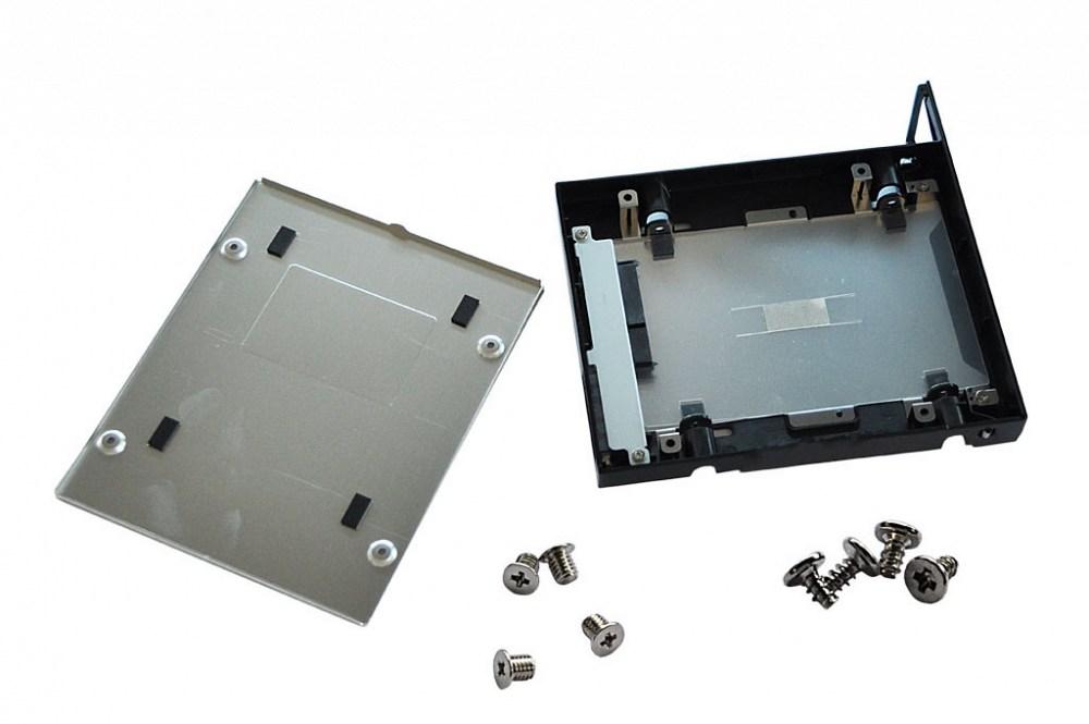 Festplatten-Einbaurahmen für den Laufwerks Schacht für Fujitsu LifeBook T731 Serie
