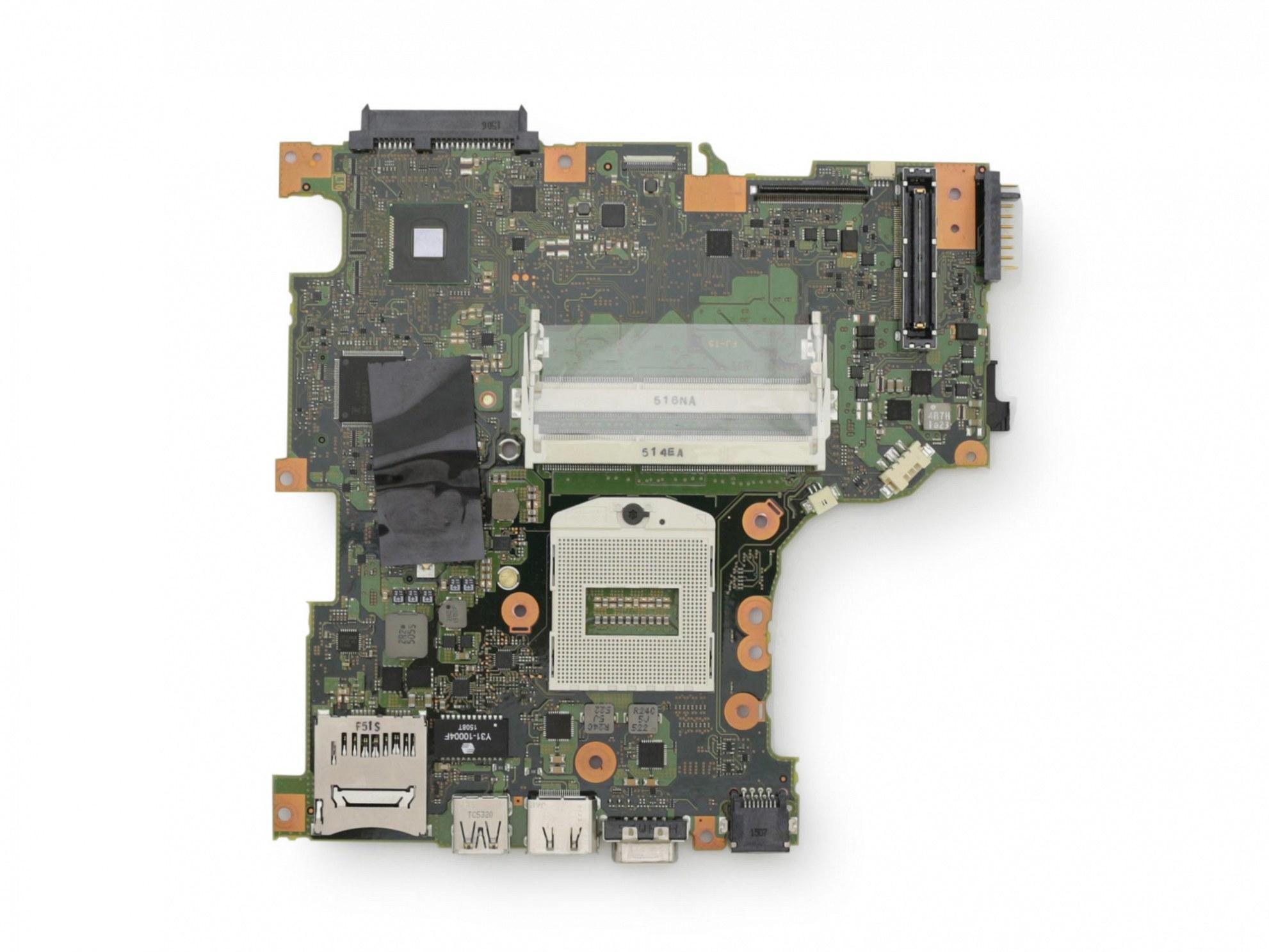 Fujitsu CP642133-X3 Mainboard FUJ:CP668205-XX (onboard GPU) Original