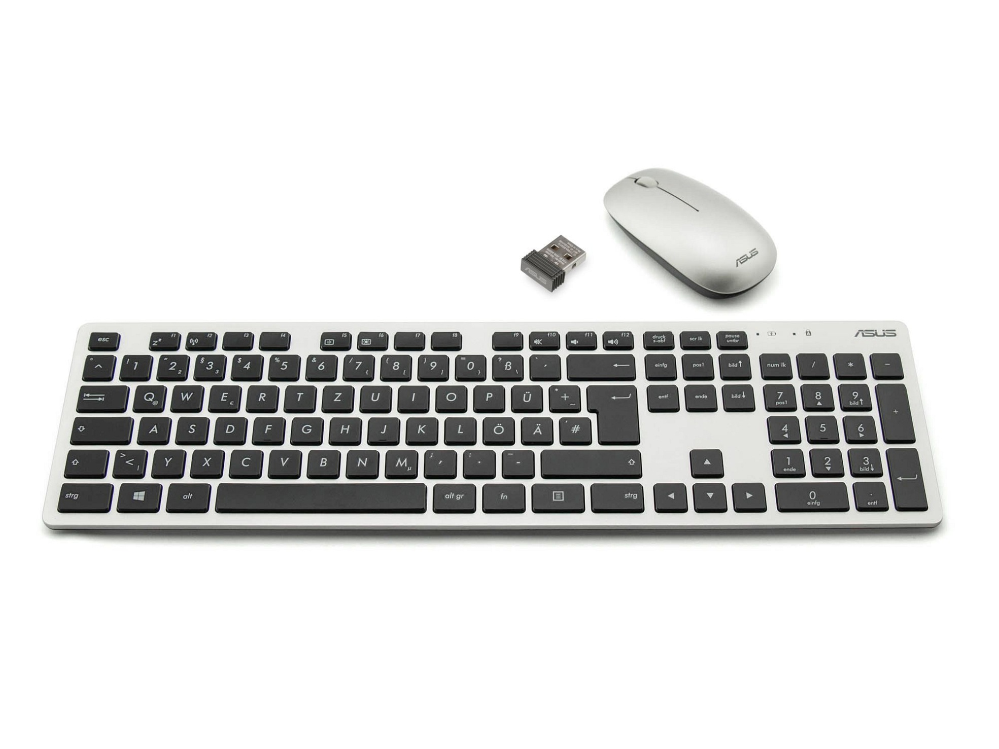 BKZ240 Wireless Tastatur/Maus Kit (DE)
