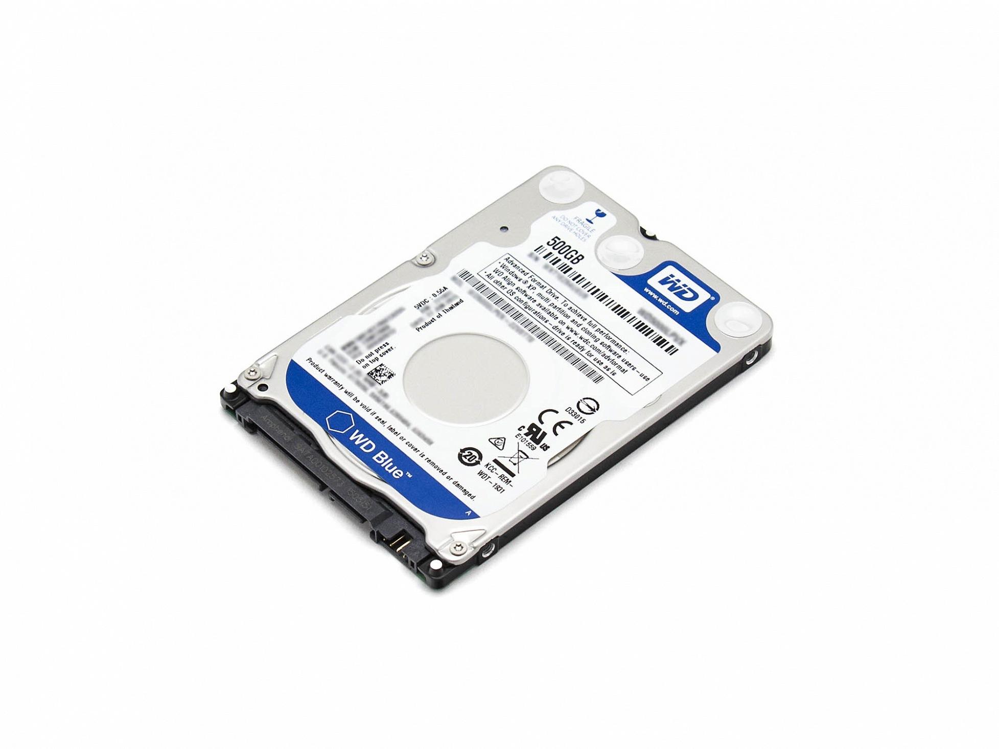 Fujitsu FUJ:CP170748-XX HDD Festplatte 500GB (2,5 Zoll / 6,4 cm)