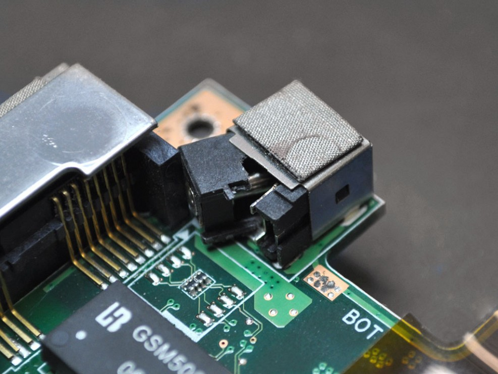 Reparatur Pauschale Strombuchse für Fujitsu Amilo Li-3910 Reg.No. EF9