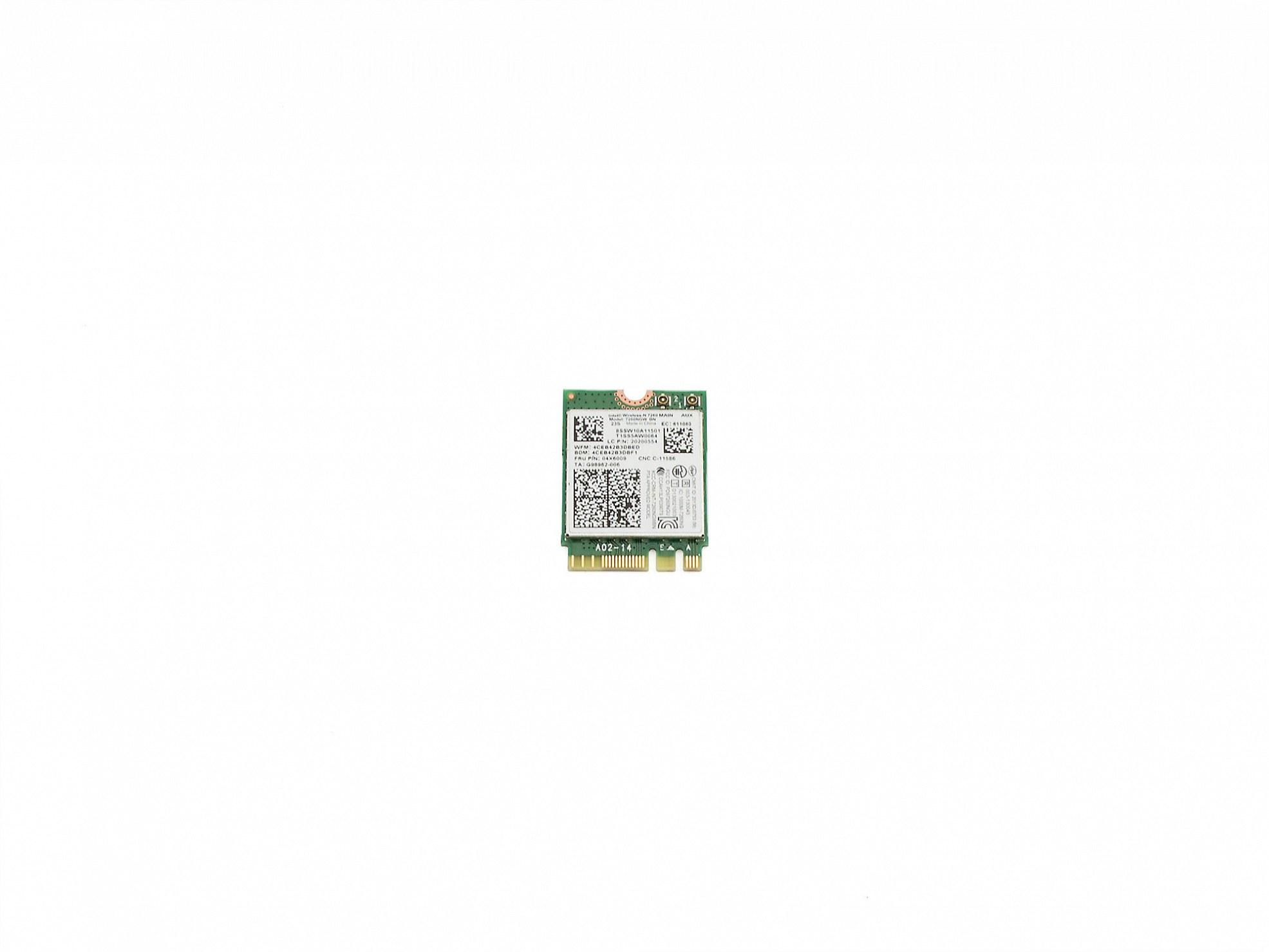 Lenovo 7260NGW BN Intel Wireless-N 7260 MAIN