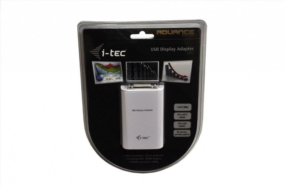 USB Display Adapter USB 2.0 - DVI/HDMI/VGA für Fujitsu Amilo Li-3910 Reg.No. EF9