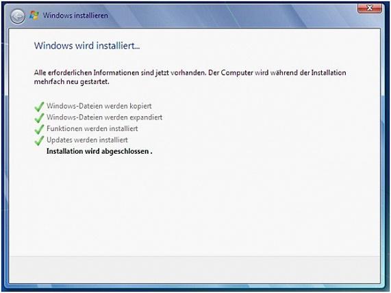 Windows Neuinstallation / Betriebssystem Reparatur für Wortmann Terra Mobile 1509 (1220111)