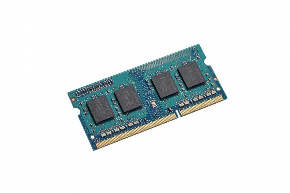 RAM-Speicher 2 GB DDR3 SO-DIMM 1333 Mhz Samsung für Wortmann Terra Mobile 1509 (1220111)