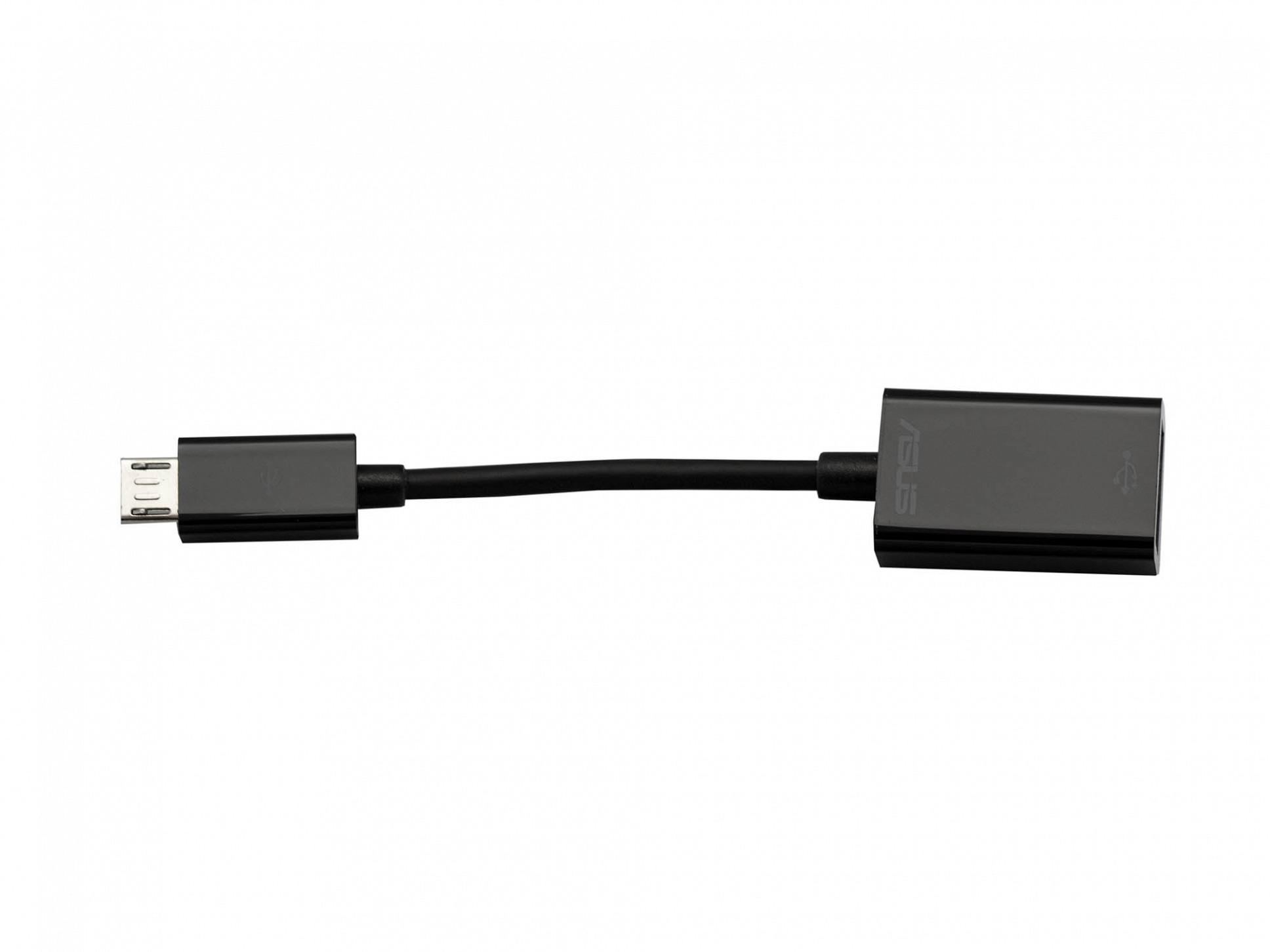 USB OTG Adapter / USB-A zu Micro USB-B für HP Pro Slate 12 QC8074 2015 Serie