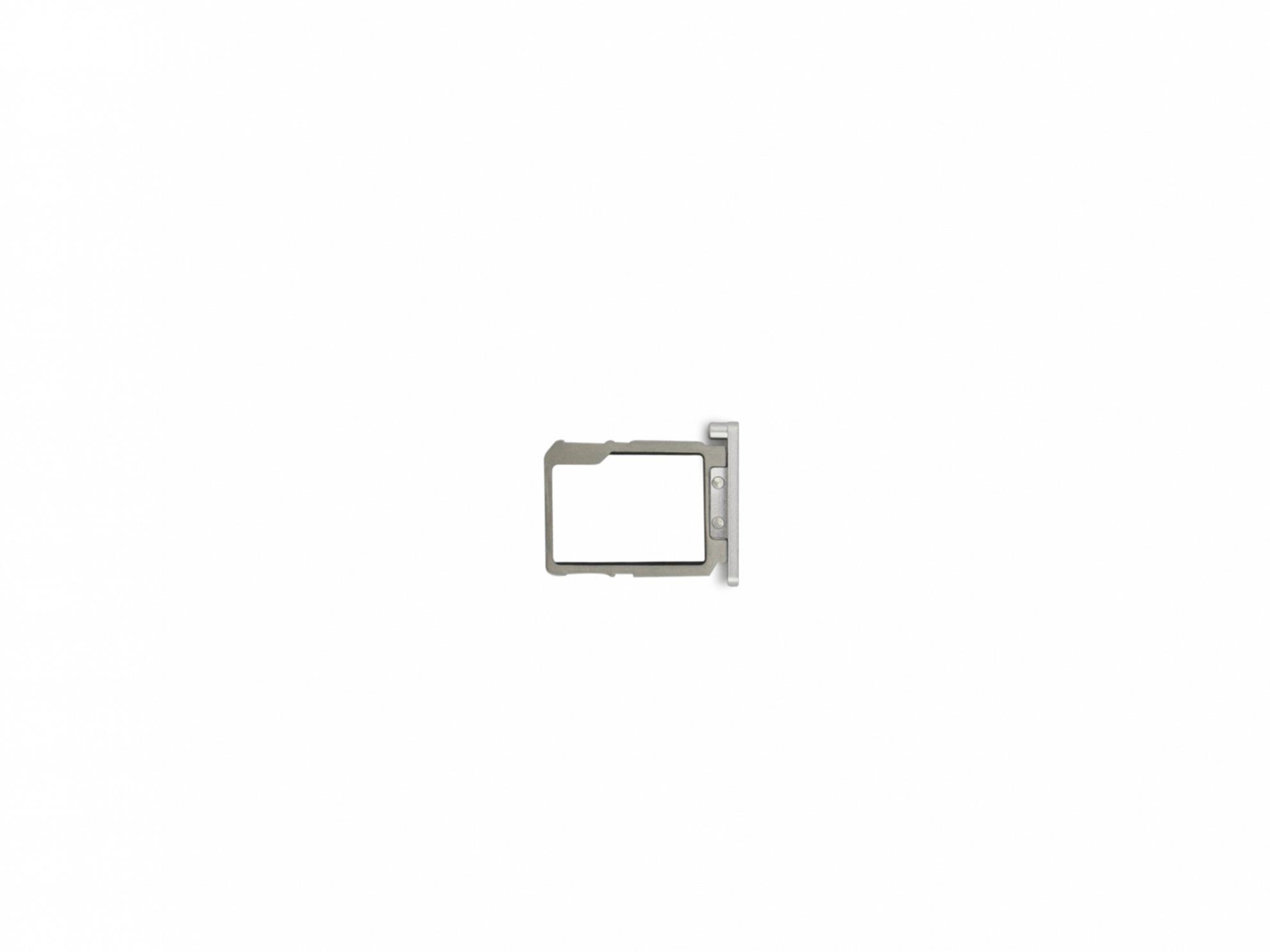 HRZ500 SD-Kartenhalter - silber
