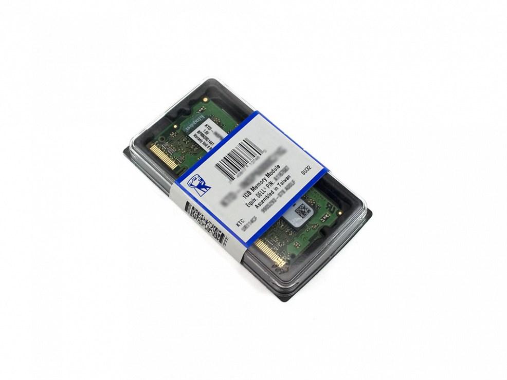 RAM-Speicher 1 GB DDR2 SO-DIMM 800 Mhz für Fujitsu Amilo Li-3910 Reg.No. EF9