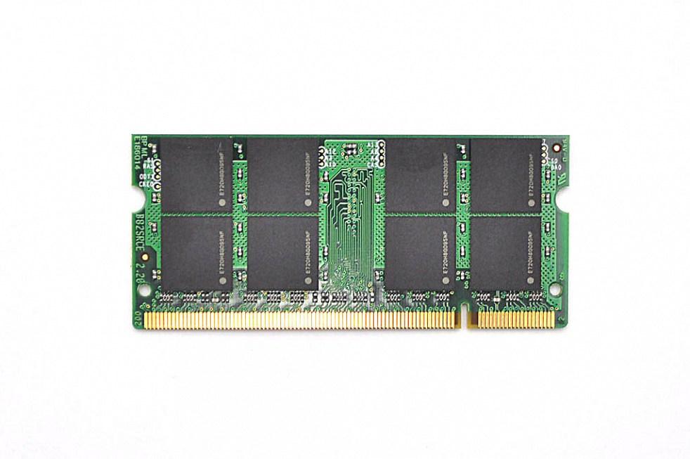 RAM-Speicher 2 GB DDR2 SO-DIMM 667 Mhz Samsung für Asus Z92M