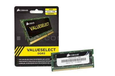 Arbeitsspeicher 2 GB DDR3-RAM 1066MHz (PC3-8500) für Acer Aspire 5940G